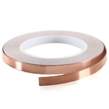 30m* 10mm Single Side Conductive Shield Copper Foil Tape For PDA PDP LCD