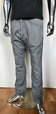 Italy D&G DOLCE & GABBANA Dress Drawstring Lounge SWEAT Pants 46-IT Jock Gym