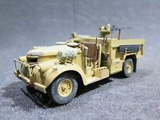 MI0971 1/35 PRO BUILT - Plastic Tamiya British LRDG Command Car