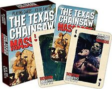 Texas Chainsaw Massacre set of  playing cards (nm)