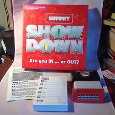 SUMMIT SHOW DOWN ARE YOU IN OR OUT? BOX GAME MINT