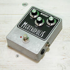 RAYGUN FX-meatropolis Fuzz Pedale-Brand NEW HAND MADE FX Pedale per Chitarra/basso UK