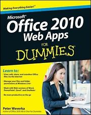 Office 2010 Web Apps For Dummies (For Dummies (ComputerTech))