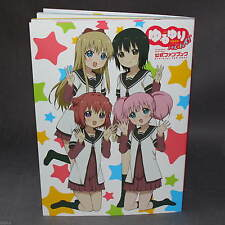 YURUYURI SAN HAI VISUAL FAN BOOK - ANIME ARTBOOK NEW