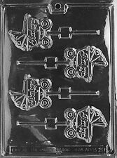 BABY CARRIAGE LOLLY mold Chocolate Candy Soap molds shower favors