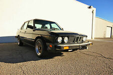 1988 BMW 5-Series BARN FIND-5 SPEED-CLEAN-RUN & DRIVE-NO RESERVE