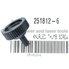 Makita LH1040F Mitre Saw Knurled Thumb Set Screw Genuine Original Part 251812-6