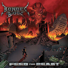 Bonded by Blood - Feed the Beast - Limited 2 x CD Set New Sealed Earache Thrash