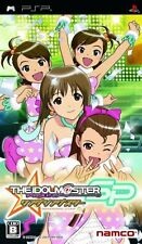 Used PSP Idolm@ster SP: Wandering Star  Japan Import ((Free shipping))