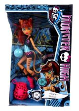 NEW OFFICIAL MONSTER HIGH TORALEI SPORTS SET ACCESSORIES DOLL