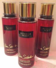 3 Victoria's Secret Fragrance Perfume Mist For Women Pure seduction 8.4 oz