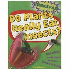 Do Plants Really Eat Insects? (Science FAQ)-ExLibrary