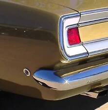 Set of Genuine MoPar Side Markers Lamp Package for 1968 Plymouth A-Body & B-Body