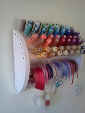 Sewing Thread Organiser Ribbon Spool Holder Rack Storage