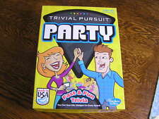 2013 Hasbro TRIVIAL PURSUIT PARTY Trivia Board Game For 3-6 Players Ages 16+