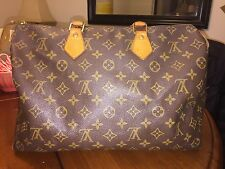 Authentic Louis Vuitton Speedy 35 (Date Code SD0914)