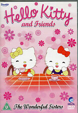 HELLO KITTY AND FRIENDS DVD - THE WONDERFUL SISTERS (KIDS)