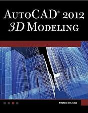 AutoCAD 2012 3D Modeling-ExLibrary