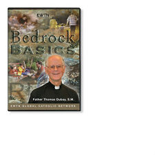 BEDROCK BASICS W/ FR. THOMAS DUBAY* AN EWTN 4-DISC SET DVD