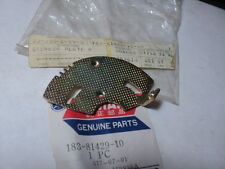 1969-72 YAMAHA AS2 HS1 LS2 RIGHT CONTACT BREAKER PLATE 183-81429-10