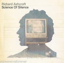 RICHARD ASHCROFT - Science Of Silence (UK 3 Tk DVD Single)