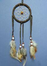 Brown ACCHIAPPASOGNI piccolo sogno inosservato tradizionale indiano autentico stile 7X20