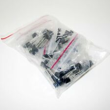 120PCS DIP TO-92 S9011 S9012 S9013 S9014 S9015 S9018 Transistor Assortment Kit