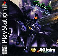 Batman Forever The Arcade Game PS1 Great Condition Fast Shipping
