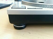 Two turntable feet - fit Technics and probably other brands too...