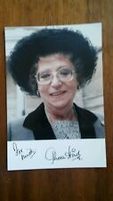 Thora Hird Last Of The Summer Wine Signed Photo