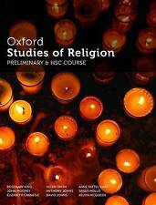 OXFORD STUDIES OF RELIGION PRELIM and HSC by ET AL KING (Mixed media product, 2…