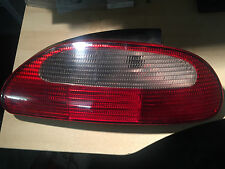 MGF MG TF DRIVER SIDE O/S  REAR LIGHT WITHOUT  BULB HOLDER GENUINE (529A)