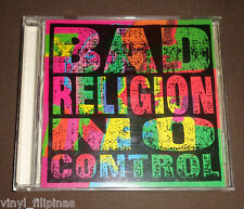 BAD RELIGION - No Control CD,ALBUM,1989,Punk Rock,Epitaph