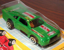 IMPERIAL TOY CORP VINTAGE TOY RACE CAR ESSO TAMPO 1987 MADE IN MACAU HTF