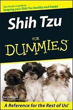 Shih Tzu for Dummies by Eve Adamson (2007, Paperback)