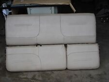 99-03 Ford F-250 350 Super Duty Truck Extended Cab Rear Seat Bench Vinyl OEM