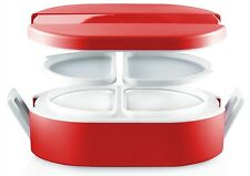 Enjoy Lunch Box Thermal Lunch Container - rosso