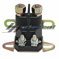Remote SWITCH RELAY SOLENOID Fits on Lawn & Garden Small Engines 4-Terminal