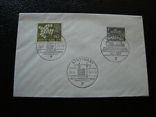 ALLEMAGNE (rfa) - enveloppe 26/5/1962 (cy20) germany