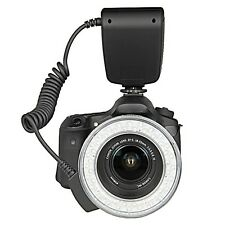 Macro LED Ring Flash Light RF-550E For Sony A500 A200 A850 A77 A65 New