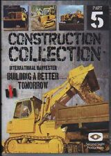 DVD: Construction Collection Part 5- International Harvester