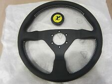 Ferrari 308 208 Momo Steering Wheel With Horn Button