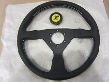 Ferrari 308 208 Momo Steering Wheel With Horn Button