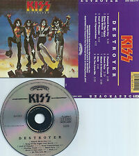 KISS-DESTROYER-1976-USA-CASABLANCA RECORDS 824 149-2  02@-CD-MINT-