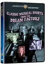CLASSIC MUSICAL SHORTS FROM THE DREAM FACTORY Region Free DVD - Sealed