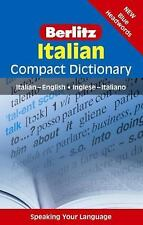 Berlitz Italian Compact Dictionary: Italian-English/Inglese-Italiano (Berlitz Co