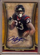 2011 TOPPS FIVE STAR ARIAN FOSTER AUTO 21/25!!