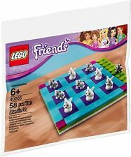LEGO Friends 40265 Tic-Tac-Toe Brand New Factory Sealed