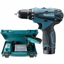 Makita DF330DWE Visseuse perceuse 10.8V 2x1.3Ah = GSR10 DCD710 DCK211 power max