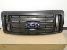 2009 2010 2011 2012 Ford F150 Black Grille Grill New OEM Part 9L3Z 8200 A